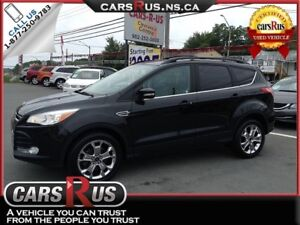 2013 Ford Escape SEL.....Includes 4 FREE winter tires!!