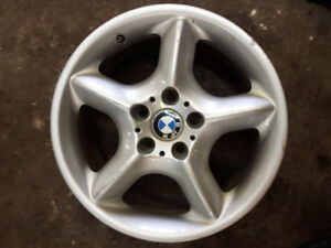 """4 Mags 17X7"""" 1/2 pour BMW X5 2000 a 2006,"""