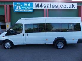 Ford Transit 430 115ps 17 Seat Minibus