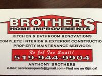 Brothers Home Improvements