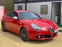 2014 64 ALFA ROMEO GIULIETTA 1.4 TB MULTIAIR SPORTIVA NAV 5D 170 BHP