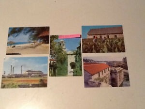 BLANK   CUBAN  POST CARDS.  254