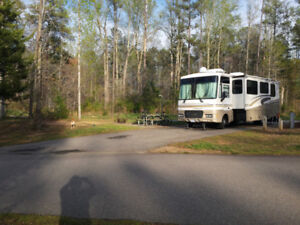 RV Vacation Motorhome