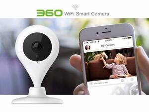 360- IP Camera Baby monitor-Home security 720P with Night Vision Chatswood Willoughby Area Preview