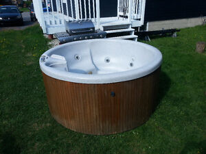 Spa rond 6 places Beachcomber 320-x