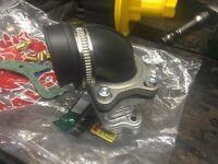Vespa px malossi reed valve kit