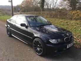 BMW 318 2.0 Ci Sport 12 MONTHS MOT + JUST BEEN SERVICED