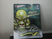Hot wheels creature from the black lagoon, Low Flow, X8348