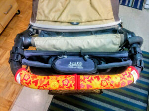 Great Condition: Baby Jogger City Elite Stroller