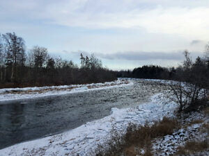 19.8 Acres on Stewiacke River   57,000.00