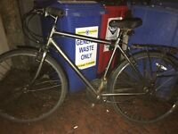 Mint condition bicycle