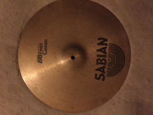 sabian 16 inch b8 beauty cymbal. i can add stand with boom (+30)