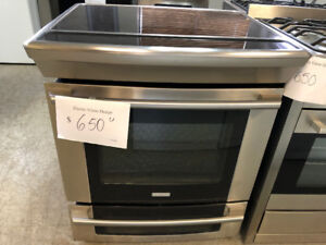 Cuisiniere stainless convection / encastrable