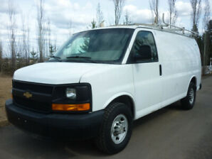 2013 Chevrolet Express G2500 Cargo FULLY LOADED/FULLY EQUIPPED!!