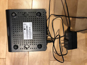 Thomson cable modem DCM475