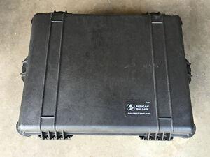 Pelican Model 1600 Case with Foam