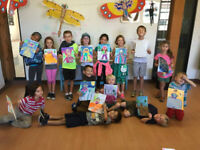 Offer March Camp, Home Daycare, School pick up/drop off
