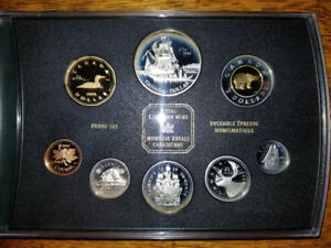 1999 Silver Coins | Kijiji in Ontario  - Buy, Sell & Save with