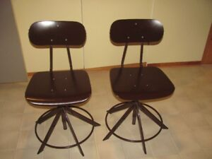 Chaise - tabouret