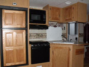 2005 29' Cougar Trailer For sale or Trade for Camper. Prince George British Columbia image 7