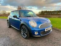 MINI ONE 1.6 D PEPPER - LOVELY COLOUR - 80.7 MPG