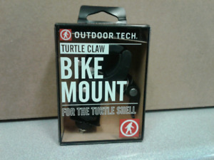 Outdoor Tech Turtle claw bike mount - Brand new