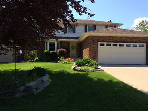 OPEN HOUSE  IN  SOUGHT AFTER TECUMSEH, ON