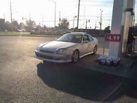 2000 Honda prelude type sh - need gone ASAP !