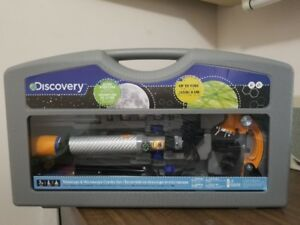 Telescope and microscope combo set (ages 8+)