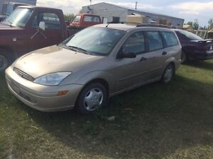 2002 Ford Focus wagon