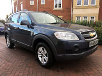 Chevrolet Captiva LS 2.4I 5 SEAT (grey) 2009