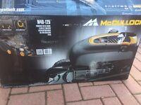 New mcculloch lawnmower