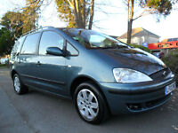 Ford Galaxy 2.3 2003 Zetec COMPLETE WITH M.O.T HPI CLEAR INC WARRANTY