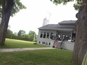Water front cottage  for sale or rent