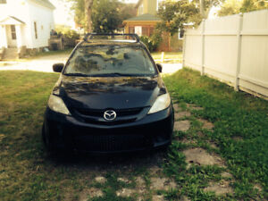 2006 Mazda 5 complete or for parts