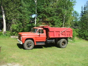 1972 ford f 750