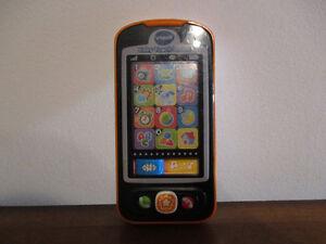 Baby  Touch  Phone  Pour  Bébé  Sonore  Lumineux