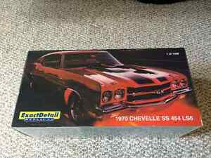 Chevelle SS 454 LS6 1970 Exact Detail diecast