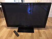 "42"" Panasonic Viera TV"