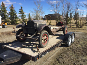 Antique 1928? Chevrolet Truck- One Ton Cab and Chassis
