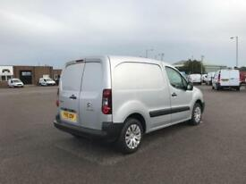 Citroen Berlingo 625 KG 1.6 HDI 75PS ENTERPRISE VAN DIESEL MANUAL SILVER (2015)