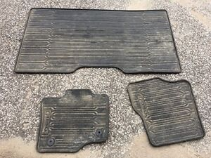 Rubber Floor Mats - F150