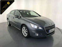 2014 64 PEUGEOT 508 ALLURE HDI 1 OWNER DIESEL PEUGEOT SERVICE HISTORY FINANCE PX