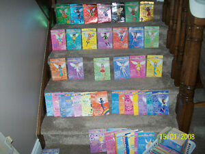 Sets of Rainbow magic and lots of singles