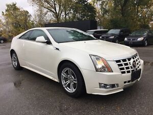 2012 CADILLAC CTS COUPE PERFORMANCE * LEATHER * REAR CAM * BLUET London Ontario image 8