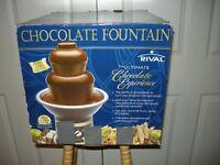 Chocolat Fountain
