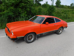 1977 Ford Mustang 11 Mach One