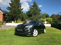 2011 Citroen DS3 1.6 HDI BLACK AND WHITE 3d 90 BHP Hatchback Diesel Manual