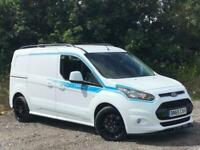 2015 Ford Transit Connect 1.6 TDCi 95ps D/Cab Van L2 BRAND NEW WHEELS & TYRES -