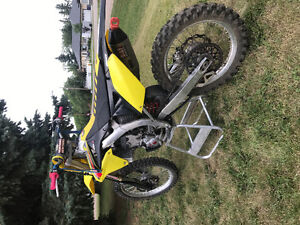 2015 RMZ 250 tons of extras REDUCED